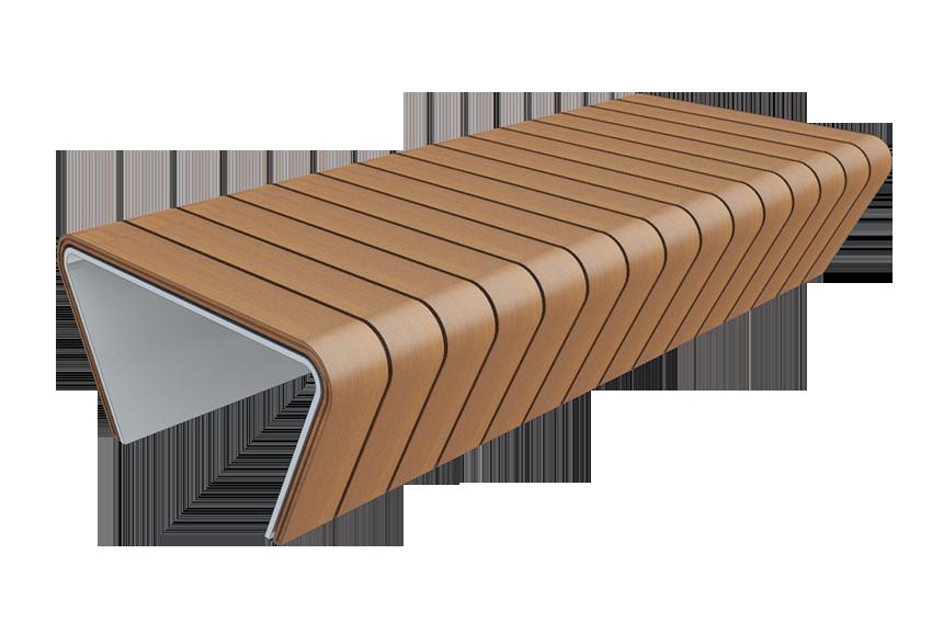 Landscape- bench