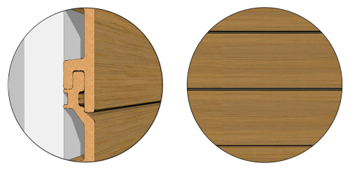 CLADDING- SHIPLAP 1