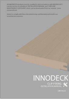 InnoDeck Installation Manual