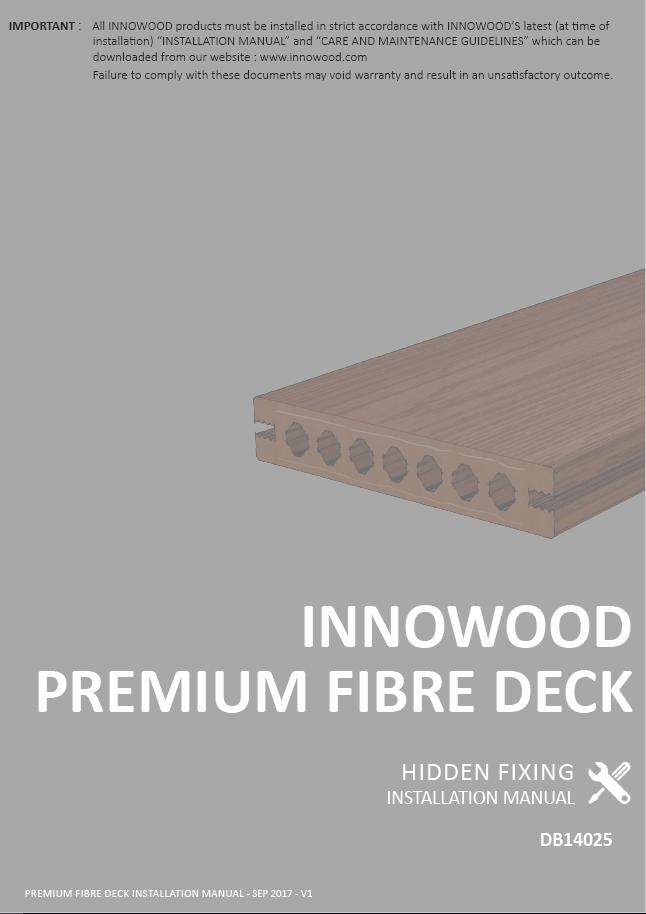 Premium Fibre Deck