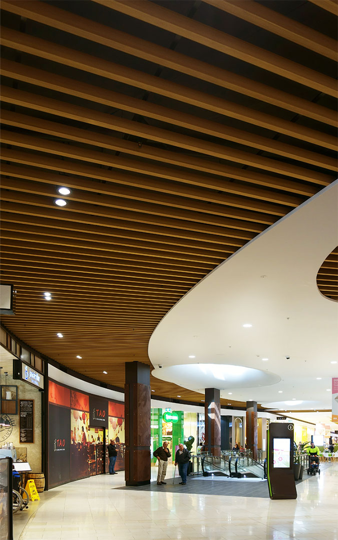 Innowood Ceiling Amp Soffit Solution
