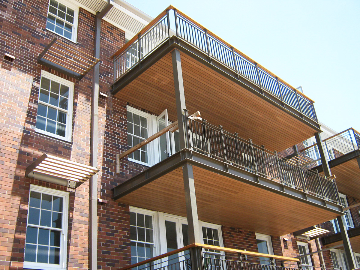 Balcony Solution Composite Timber Decking Composite