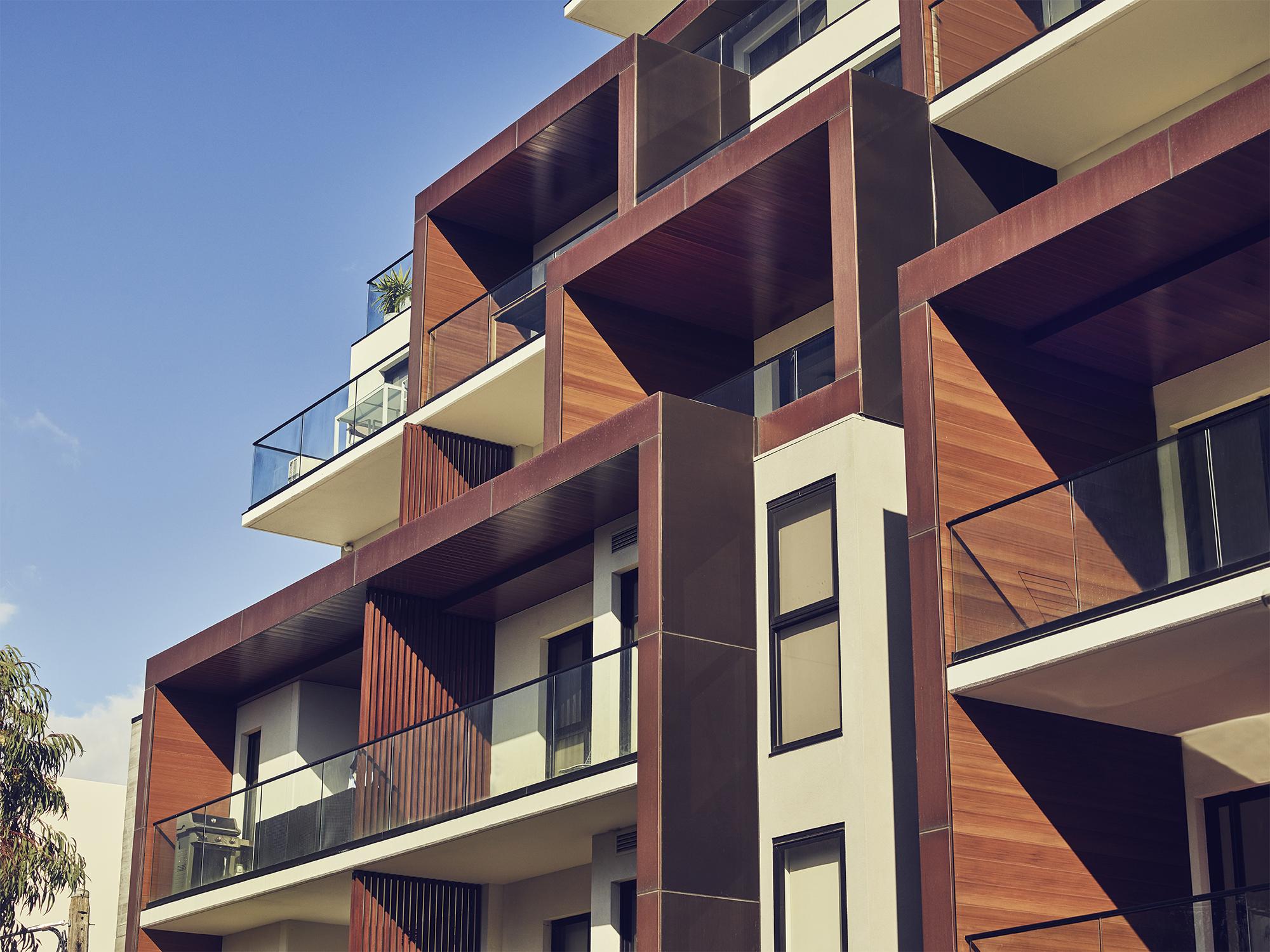 Balcony Solution Composite Timber Decking Composite