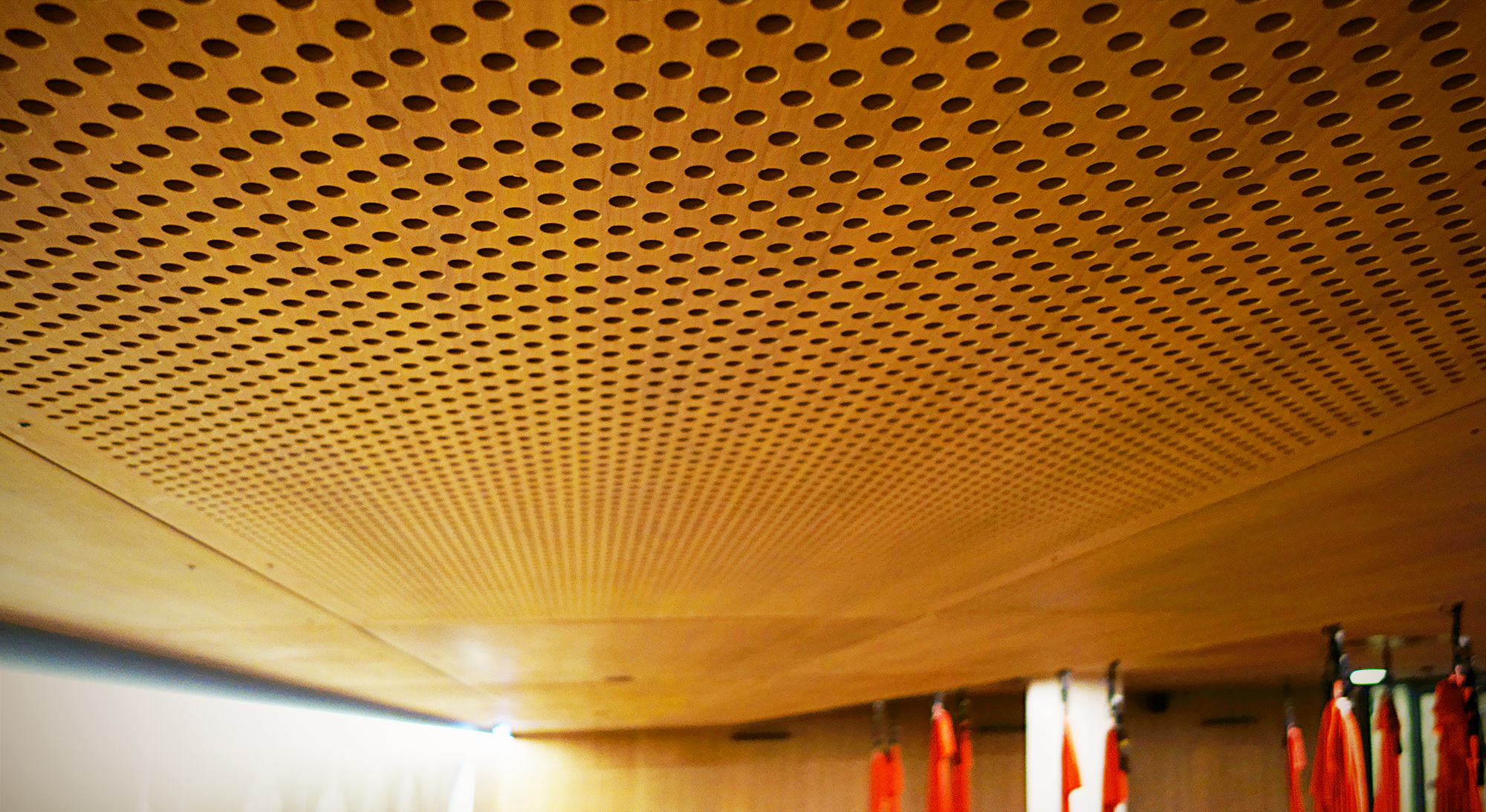 Ceiling Amp Soffit Solution Composite Timber Decking