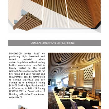 Innowood Ceiling newsletter