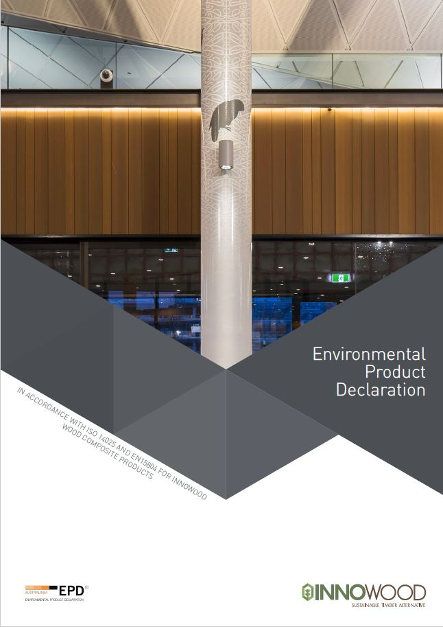 INNOWOOD Product Brochure