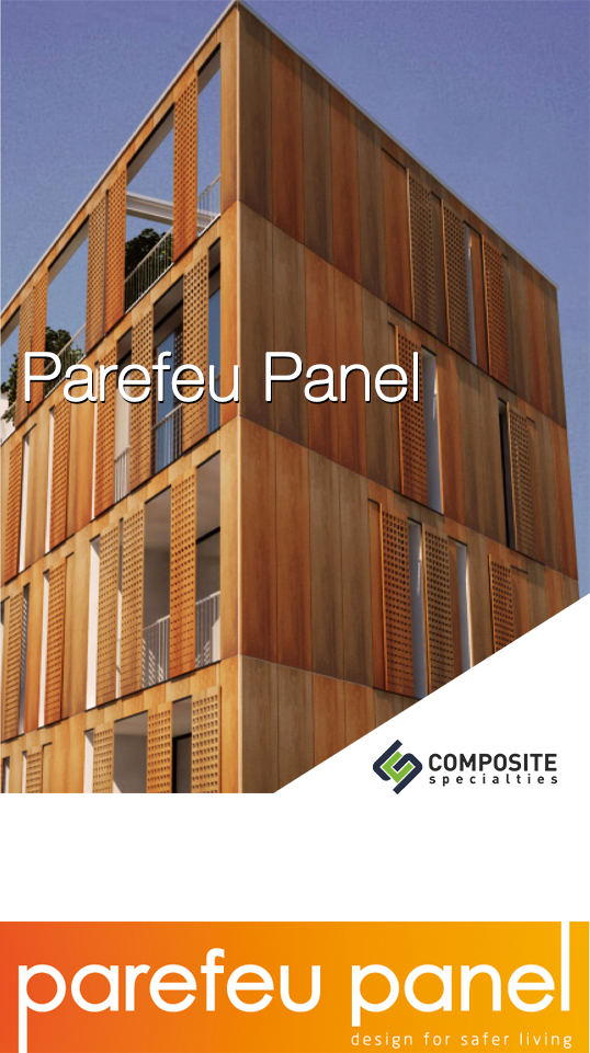 Innowood Sustainable Composite Timber Cladding