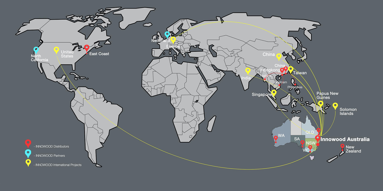 MAP - Distributors & Partners - V11