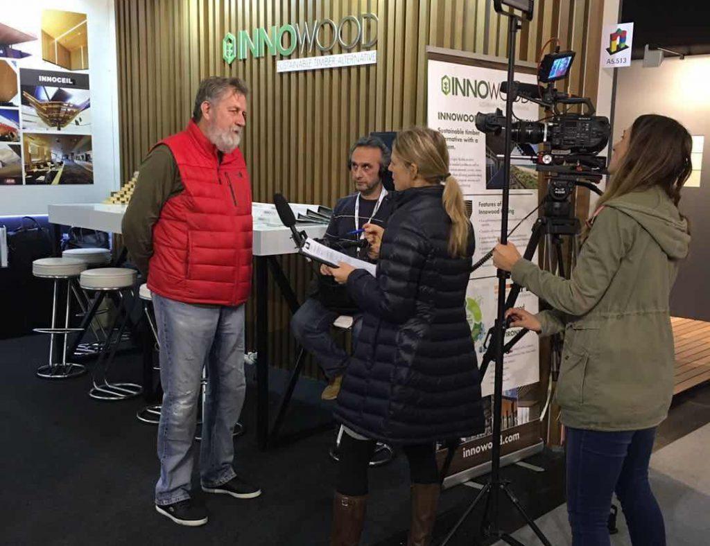 INNOWOOD interviewed