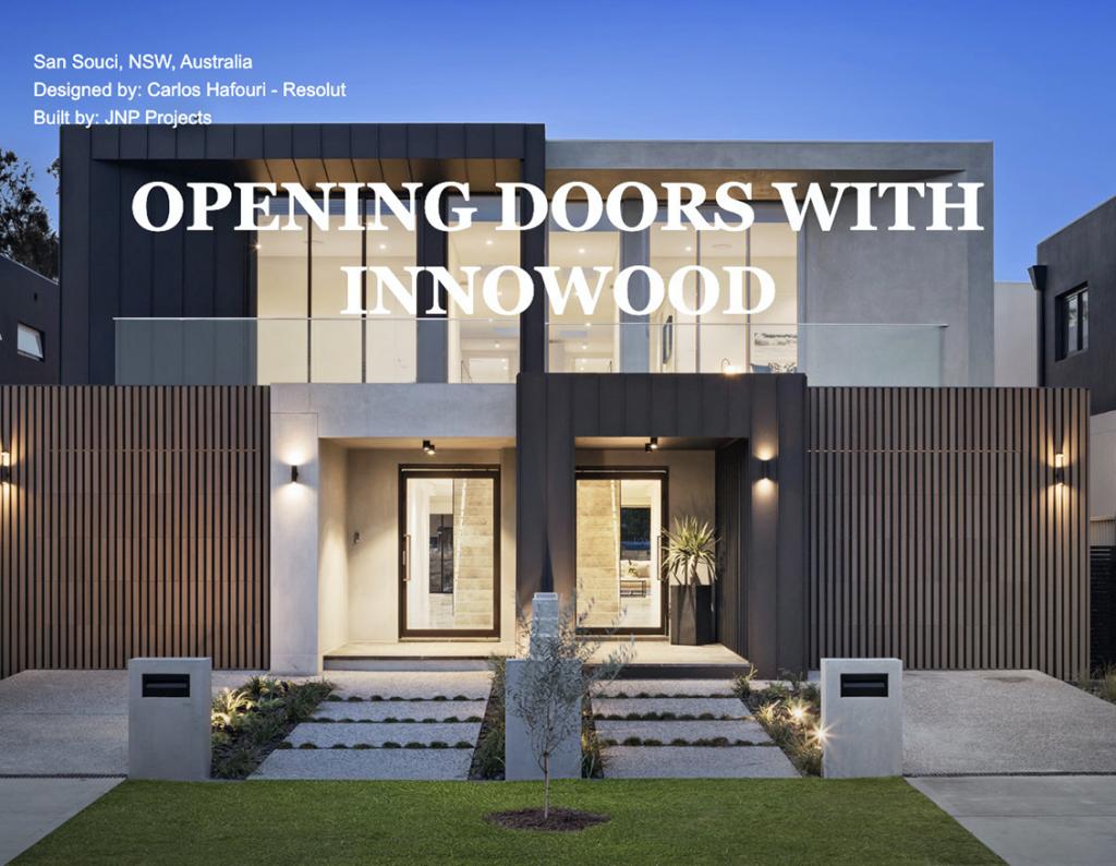 Feature Image - opening doors