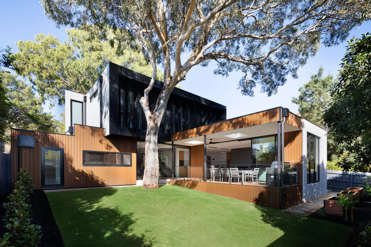 R ARCHITECTURE - PARKDALE HOUSE BALWYN 06